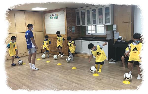 대원드레곤즈 어린이 축구교실